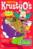 The Simpsons - Krusty-O's Poster (1117)