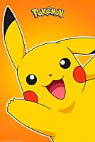 Pokemon - Pikachu Poster (1118)