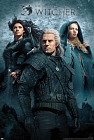 The Witcher - Cast Poster (1120)
