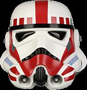 Star Wars - Imperial Shock Trooper 1:1 Scale Life-Size Helmet Replica | Popcultcha