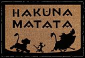 The Lion King - Hakuna Matata Doormat