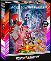 Saban's Power Rangers - Go Go Power Rangers 1000 Piece Jigsaw Puzzle