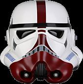 Star Wars - Incinerator Stormtrooper 1:1 Scale Life-Size Helmet Replica | Popcultcha
