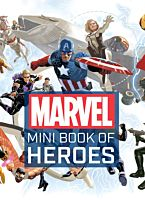 Marvel - Mini Book of Heroes Hardcover Book