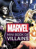Marvel - Mini Book of Villains Hardcover Book
