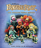 Fraggle Rock - The Ultimate Visual History Hardcover Book