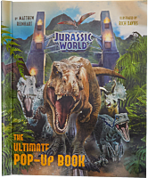 Jurassic World - The Ultimate Pop-Up Hardcover Book