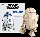 Star Wars - R2-D2 IncrediBuilds Collectors Edition Hardcover Book & Wooden Model Set