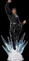 Superman - Black Suit Superman 1/3 Scale Statue by Ivan Reis