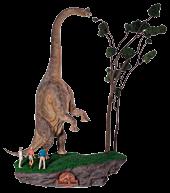 Jurassic Park - Welcome to Jurassic Park 1/20th Scale Diorama Statue
