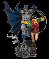 Batman - Batman & Robin Deluxe 1/10th Scale Statue