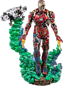 Spider-Man: Far From Home - Iron Man Illusion Deluxe 1/10th Scale Statue