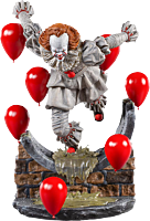 It: Chapter Two - Pennywise Deluxe 1/10th Scale Statue