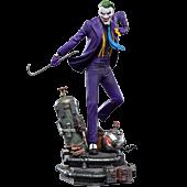 Batman - The Joker 1/10th Scale Statue