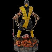Mortal Kombat - Scorpion 1/10th Scale Statue