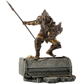 The Lord of the Rings - Moria Orc Armoured 1/10th Scale Statue