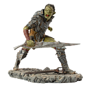 The Lord of the Rings - Moria Orc Swordsman 1/10th Scale Statue
