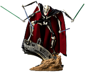 Star Wars Episode III: Revenge of the Sith - General Grievous 1/10th Scale Statue