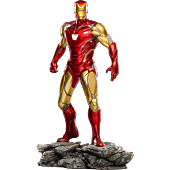 Avengers 4: Endgame - Iron Man Ultimate 1/10th Scale Statue