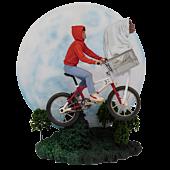 E.T. The Extra Terrestrial - E.T & Elliott Deluxe 1/10th Scale Statue