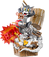 Tom and Jerry - Tom and Jerry Prime 1/3 Scale Statue