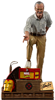 Stan Lee - Stan Lee Deluxe 1/10th Scale Statue