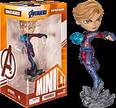 """Avengers 4: Endgame - Captain Marvel Minico 7"""" Vinyl Figure"""