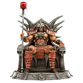 Mortal Kombat - Shao Kahn Deluxe 1/10th Scale Statue