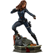 Iron Man 2 - Black Widow Legacy Replica 1/4 Scale Statue