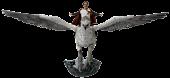 Harry Potter - Harry Potter & Buckbeak Deluxe 1/10th Scale Statue
