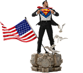 Superman - Clark Kent Deluxe 1/10th Scale Statue