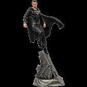 Zack Snyder's Justice League (2021) - Superman Black Suit 1/10th Scale Statue