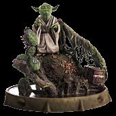 Star Wars Episode V: The Empire Strikes Back - Yoda 1/4 Scale Diorama Statue