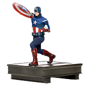 Avengers 4: Endgame - Captain America 2012 1/10th Scale Statue