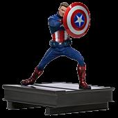 Avengers 4: Endgame - Captain America 2023 1/10th Scale Statue