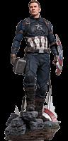 Avengers 4: Endgame - Captain America Deluxe 1/4 Scale Statue