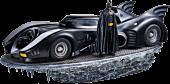 Batman (1989) - Batmobile & Batman Deluxe 1/10th Scale Statue