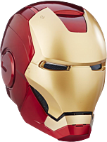 Iron Man - Iron Man Marvel Legends Electronic Helmet 1:1 Scale Prop Replica