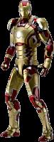 Iron Man Mark XLII (42) 1/4 Scale Action Figure