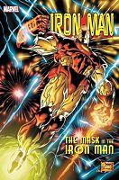 Iron Man - The Mask in the Iron Man Omnibus Hardcover Book