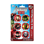 Avengers Assemble Iron Man Dice and Token Pack - Main Image