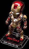 "Iron Man Mark 42 Egg Attack 6"" Action Figure"