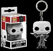 Jack Skellington Pocket Pop! Keychain