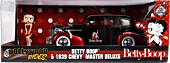 Betty Boop - 1939 Chevy with Betty Boop Master Deluxe 1/24th Scale Ride
