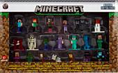 "Minecraft - Nano Metalfigs Wave 02 1.5"" Die-Cast Figure 20-Pack"