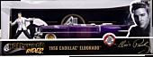 Elvis - 1956 Cadillac El Dorado 1/24th Scale Die-Cast Vehicle with Figure