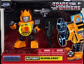 "Transformers: Generation 1 - Bumblebee 4"" Scale Metals Die-Cast Figure"