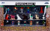 "Minecraft - Nano Metalfigs Wave 03 1.5"" Die-Cast Figure 20-Pack"