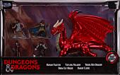 "Dungeons & Dragons - Nano Metalfigs Deluxe 2"" Scale Die-Cast Figure 5-Pack"