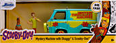 Scooby Doo - Shaggy & Scooby-Doo with Mystery Machine 1/24th Scale Hollywood Rides Die-Cast Vehicle Replica